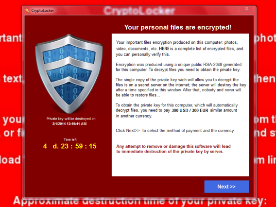 everything you need to know about cryptolocker and other ransomware